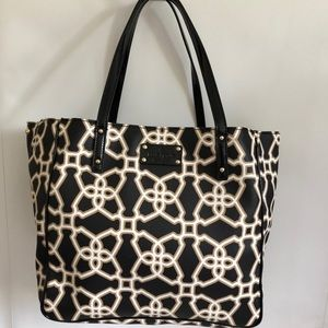 Kate Spade Moroccan Market Michelle Tote Bag